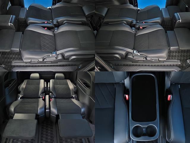 アエラス プレミアム-G 4WD プリクラッシュセーフティレーンディパーチャーアラート9型SDナビ11.2型後席ディスプレイFSBモニタクリアランスソナ半革快適温熱シート電動格納3シートクルーズコントロール寒冷地ATハイビーム(75枚目)