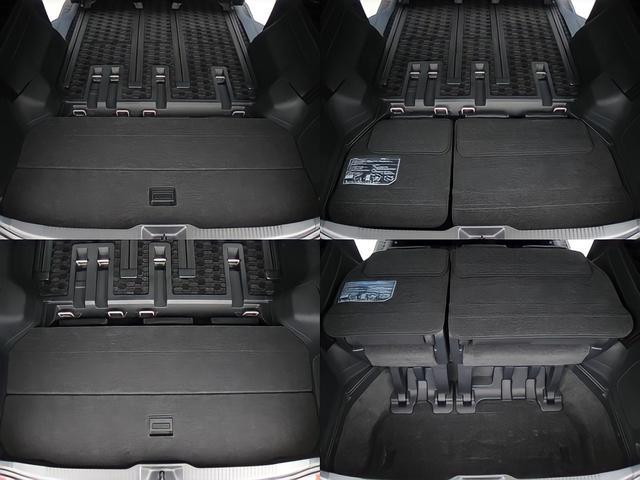 アエラス プレミアム-G 4WD プリクラッシュセーフティレーンディパーチャーアラート9型SDナビ11.2型後席ディスプレイFSBモニタクリアランスソナ半革快適温熱シート電動格納3シートクルーズコントロール寒冷地ATハイビーム(80枚目)