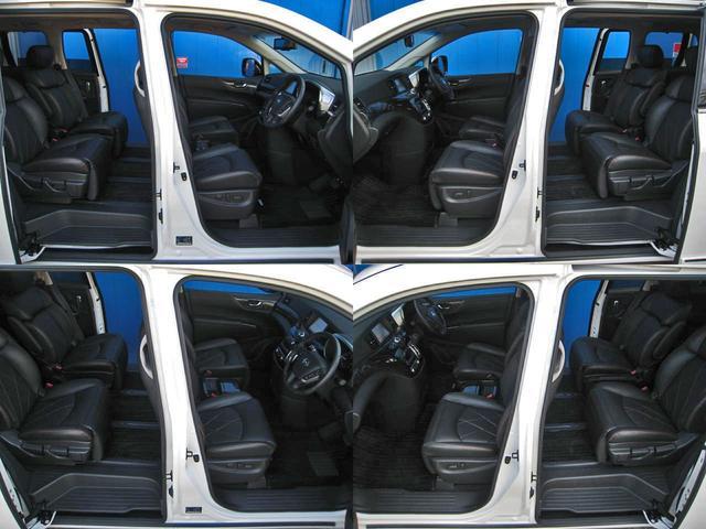 350ハイウェイスタープレミアムアーバンクロム メーカーオプション全装着車 レダクル車線逸脱防止支援エマージェンシB踏間違衝突防止Wサンルーフ5.1chBOSEサウンド13SP後席プライベートシアタ本革シートパワーバック両電ドアスマートルームミラー(76枚目)