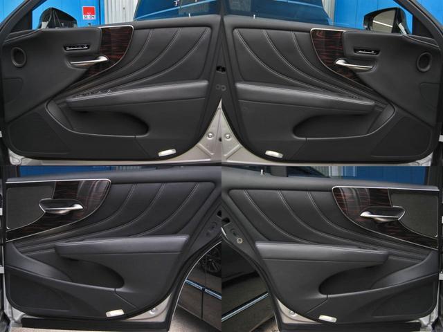 LS500h エグゼクティブ 4WD リヤエンターテイメントリラクゼーションシートセーフティセンスAマークレビンソン23SPヘッドアップディスプレイパワートランクマルチオペレーションパネルアートウッドオーナメントパネルOP20AW(48枚目)