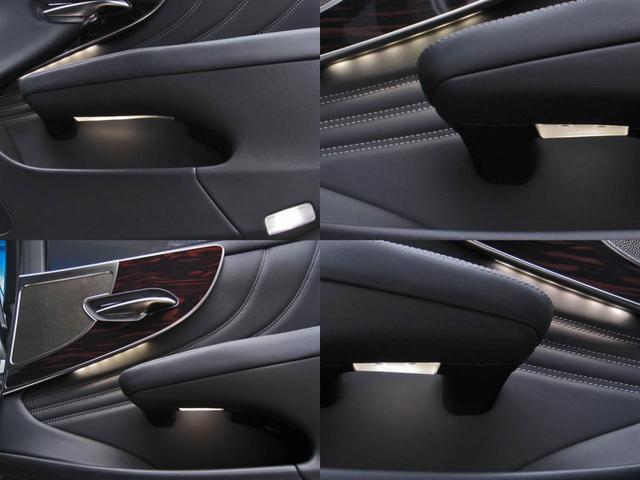 LS500h エグゼクティブ 4WD リヤエンターテイメントリラクゼーションシートセーフティセンスAマークレビンソン23SPヘッドアップディスプレイパワートランクマルチオペレーションパネルアートウッドオーナメントパネルOP20AW(53枚目)