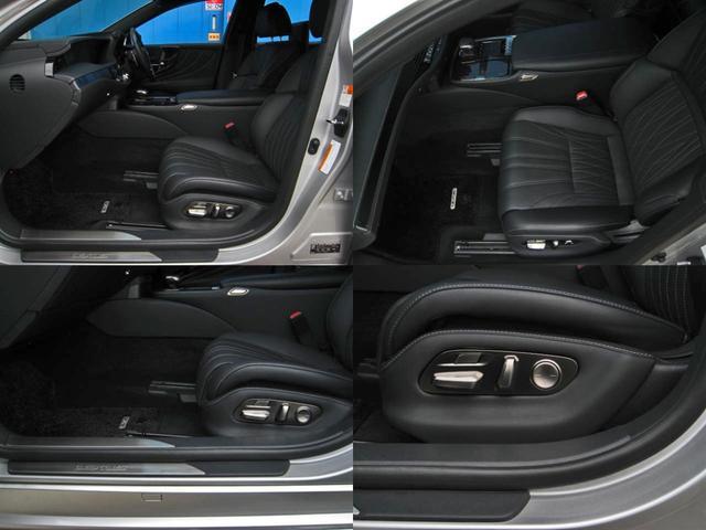 LS500h エグゼクティブ 4WD リヤエンターテイメントリラクゼーションシートセーフティセンスAマークレビンソン23SPヘッドアップディスプレイパワートランクマルチオペレーションパネルアートウッドオーナメントパネルOP20AW(72枚目)