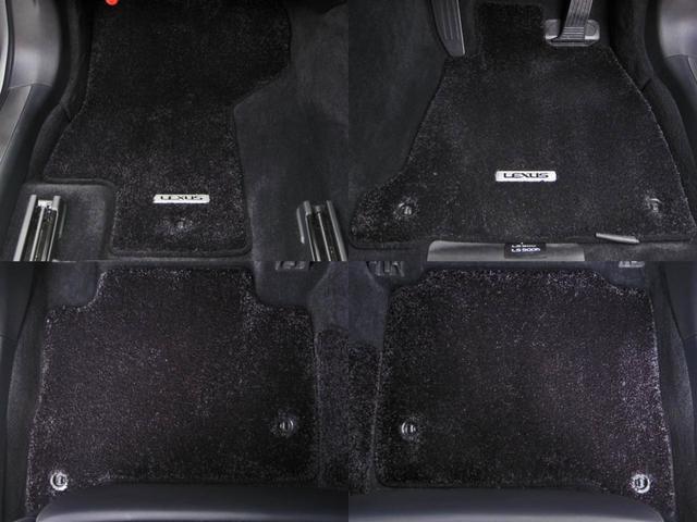 LS500h エグゼクティブ 4WD リヤエンターテイメントリラクゼーションシートセーフティセンスAマークレビンソン23SPヘッドアップディスプレイパワートランクマルチオペレーションパネルアートウッドオーナメントパネルOP20AW(78枚目)