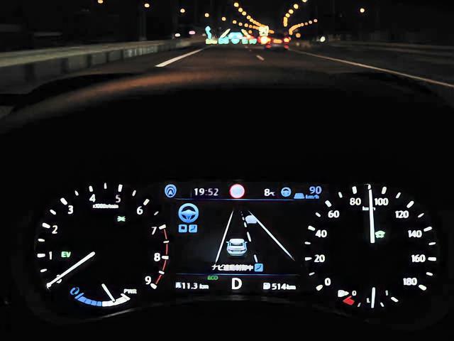 ハイブリッド GT タイプSP プロパイロット2.0ドライバーモニタヘッドアップディスプレイ車線逸脱防止レーダークルーズ踏間違衝突防止ブラインドスポットMエマージェンシB電動サンルーフBOSEサウンド16SP黒本革シートパドルシフト(28枚目)