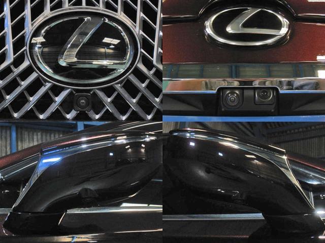 LS500 エグゼクティブ 4WD 切子調カットガラスハンドプリーツ電動サンルーフ寒冷地モデリスタエアロキットTRDリヤスポOP20AWリラクゼーションシートリヤエンタマークレビン23SPマルチオペレーションパネルクールボックス(5枚目)