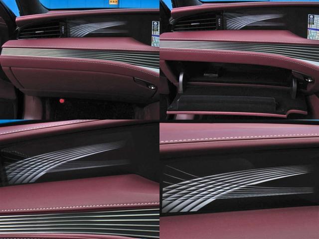 LS500 エグゼクティブ 4WD 切子調カットガラスハンドプリーツ電動サンルーフ寒冷地モデリスタエアロキットTRDリヤスポOP20AWリラクゼーションシートリヤエンタマークレビン23SPマルチオペレーションパネルクールボックス(41枚目)