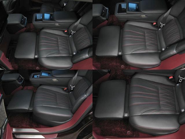 LS500 エグゼクティブ 4WD 切子調カットガラスハンドプリーツ電動サンルーフ寒冷地モデリスタエアロキットTRDリヤスポOP20AWリラクゼーションシートリヤエンタマークレビン23SPマルチオペレーションパネルクールボックス(71枚目)
