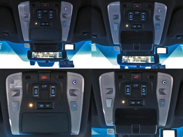エグゼクティブラウンジS ロイヤルラウンジ 4WD フルパーテーション冷蔵庫ロイヤルラウンジ専用VIPプレミアムナッパ本革シートリヤエンターテイメント24型ディスプレイ集中コントロールタッチパネルリラクゼーションシステムモデリスタエアロリモスタ(17枚目)