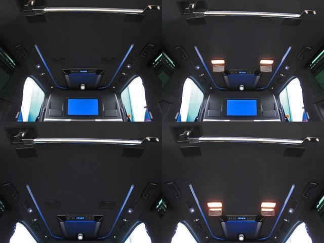 エグゼクティブラウンジS ロイヤルラウンジ 4WD フルパーテーション冷蔵庫ロイヤルラウンジ専用VIPプレミアムナッパ本革シートリヤエンターテイメント24型ディスプレイ集中コントロールタッチパネルリラクゼーションシステムモデリスタエアロリモスタ(26枚目)
