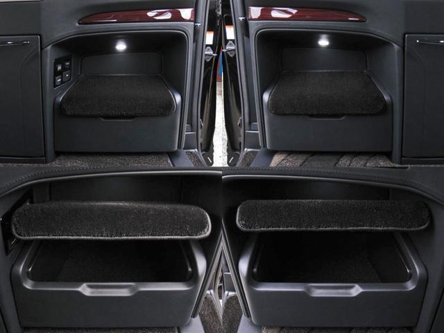 エグゼクティブラウンジS ロイヤルラウンジ 4WD フルパーテーション冷蔵庫ロイヤルラウンジ専用VIPプレミアムナッパ本革シートリヤエンターテイメント24型ディスプレイ集中コントロールタッチパネルリラクゼーションシステムモデリスタエアロリモスタ(30枚目)