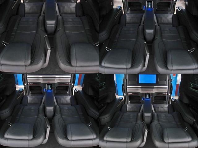 エグゼクティブラウンジS ロイヤルラウンジ 4WD フルパーテーション冷蔵庫ロイヤルラウンジ専用VIPプレミアムナッパ本革シートリヤエンターテイメント24型ディスプレイ集中コントロールタッチパネルリラクゼーションシステムモデリスタエアロリモスタ(49枚目)