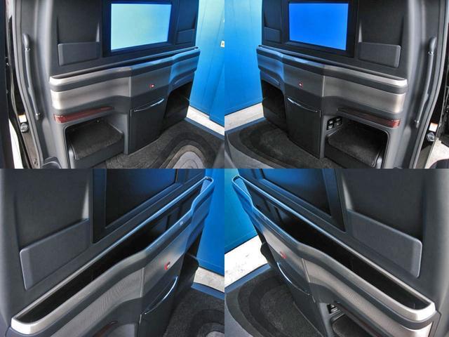 エグゼクティブラウンジS ロイヤルラウンジ 4WD フルパーテーション冷蔵庫ロイヤルラウンジ専用VIPプレミアムナッパ本革シートリヤエンターテイメント24型ディスプレイ集中コントロールタッチパネルリラクゼーションシステムモデリスタエアロリモスタ(60枚目)
