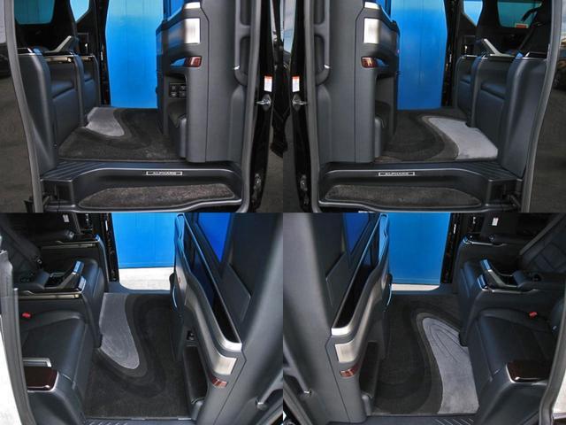 エグゼクティブラウンジS ロイヤルラウンジ 4WD フルパーテーション冷蔵庫ロイヤルラウンジ専用VIPプレミアムナッパ本革シートリヤエンターテイメント24型ディスプレイ集中コントロールタッチパネルリラクゼーションシステムモデリスタエアロリモスタ(61枚目)