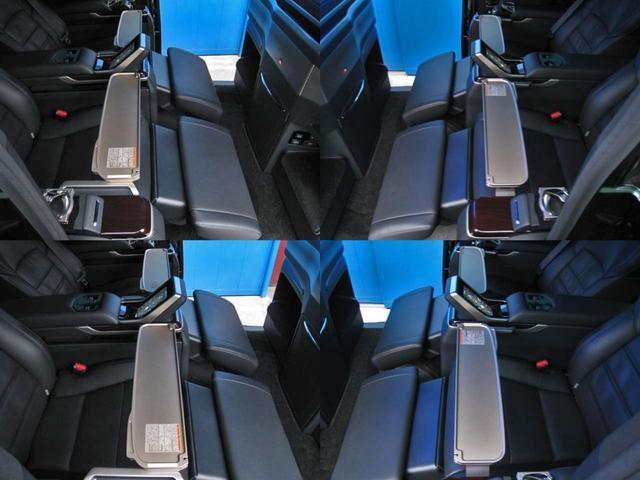 エグゼクティブラウンジS ロイヤルラウンジ 4WD フルパーテーション冷蔵庫ロイヤルラウンジ専用VIPプレミアムナッパ本革シートリヤエンターテイメント24型ディスプレイ集中コントロールタッチパネルリラクゼーションシステムモデリスタエアロリモスタ(67枚目)