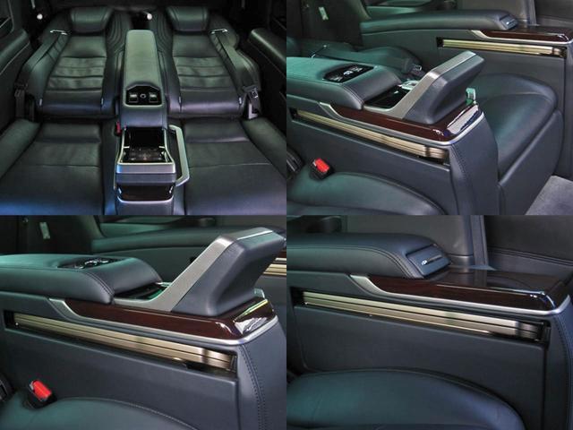 エグゼクティブラウンジS ロイヤルラウンジ 4WD フルパーテーション冷蔵庫ロイヤルラウンジ専用VIPプレミアムナッパ本革シートリヤエンターテイメント24型ディスプレイ集中コントロールタッチパネルリラクゼーションシステムモデリスタエアロリモスタ(71枚目)