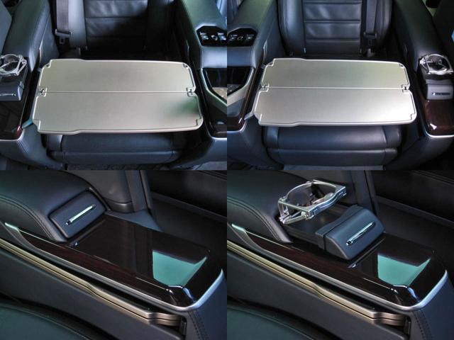 エグゼクティブラウンジS ロイヤルラウンジ 4WD フルパーテーション冷蔵庫ロイヤルラウンジ専用VIPプレミアムナッパ本革シートリヤエンターテイメント24型ディスプレイ集中コントロールタッチパネルリラクゼーションシステムモデリスタエアロリモスタ(73枚目)