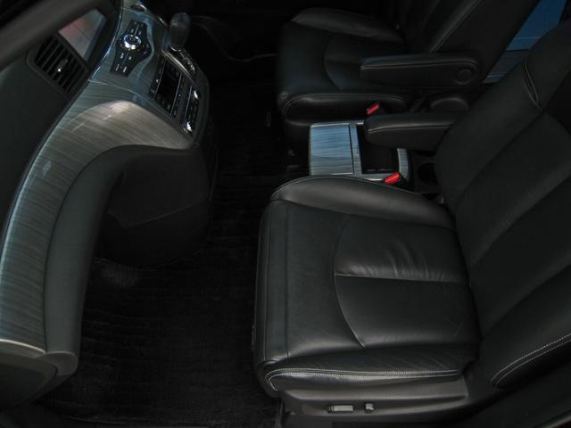 ライダー ブラックライン メーカーオプション全装着5.1chBOSEサラウンド13SP後席プライベートシアタWサンルーフ踏間違衝突防止アシストレーダークルーズ黒本革シートアラウンドビュモニタクリアランスソナパワーバック両電ドア(66枚目)