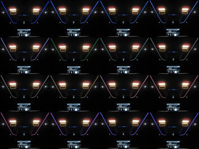 ロイヤルラウンジSP 4WD フルパーテーション液晶調光リヤシェードエクストラキャビネット冷蔵庫リヤエンターテイメント24型TVロイヤルラウンジ専用VIPリラクゼーションシート集中コントロールタッチパネルモデリスタエアロ(32枚目)