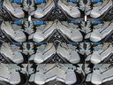 LS500 エグゼクティブ モデリスタ&TRDエアロRスポマフラサンルーフリヤエンターテイメントマークレビンソン23SP温感リラクゼーションレクサスセーフティシステムAヘッドアップディスプレイパノラミックビュMブラインドスポット(79枚目)