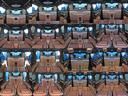 ロイヤルラウンジSP 4WDモデリスタパーソナルカスタマイズサドルタンバンブー本杢フルパーテーションエクストラキャビネット冷蔵庫リヤエンターテイメント24型ディスプレイ後席リラクゼーションシート集中コントロールタッチパネル(48枚目)