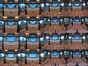 ロイヤルラウンジSP 4WDモデリスタパーソナルカスタマイズサドルタンバンブー本杢フルパーテーションエクストラキャビネット冷蔵庫リヤエンターテイメント24型ディスプレイ後席リラクゼーションシート集中コントロールタッチパネル(49枚目)