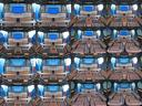 ロイヤルラウンジSP 4WDモデリスタパーソナルカスタマイズサドルタンバンブー本杢フルパーテーションエクストラキャビネット冷蔵庫リヤエンターテイメント24型ディスプレイ後席リラクゼーションシート集中コントロールタッチパネル(55枚目)
