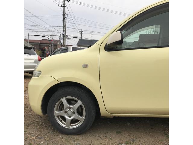 トヨタ シエンタ X キーレス ETC アルミ