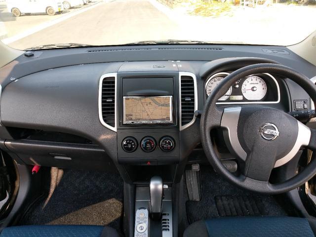 日産 ウイングロード 15RXエアロHDDナビHIDヘッドライト社外アルミ