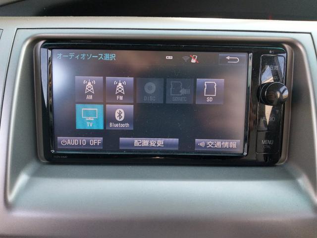 アエラス Gpkg 4WD 3500cc革シート地デジDVD(6枚目)