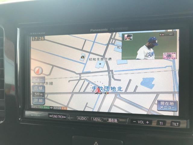 X スマートキー・PUSHスタート・地デジ・DVD・ETC(12枚目)