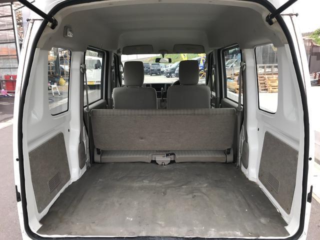PA 4WD オートマAT 1年保証 8万km台(18枚目)