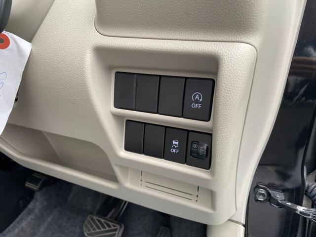 ハイブリッドFX 1年保証・アイドリングストップ・地デジ・Bluetooth・シートヒーター・キーレス(18枚目)