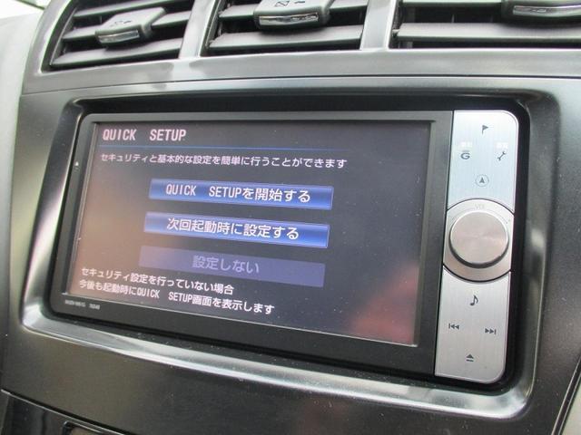 トヨタ プリウスアルファ G 純正SDナビフルセグ クルコン バックカメラ ETC