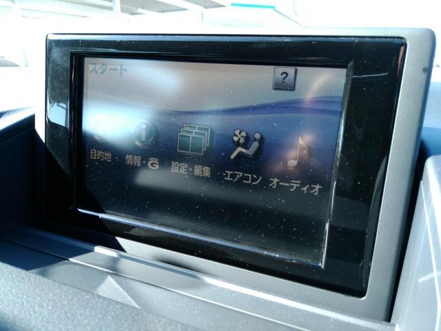 レクサス CT CT200h Fスポーツ 純正HDDナビフルセグ