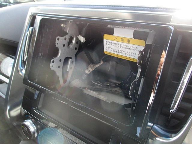 トヨタ アルファード 2.5S Aパッケージ 新車未登録車 セーフティセンスP