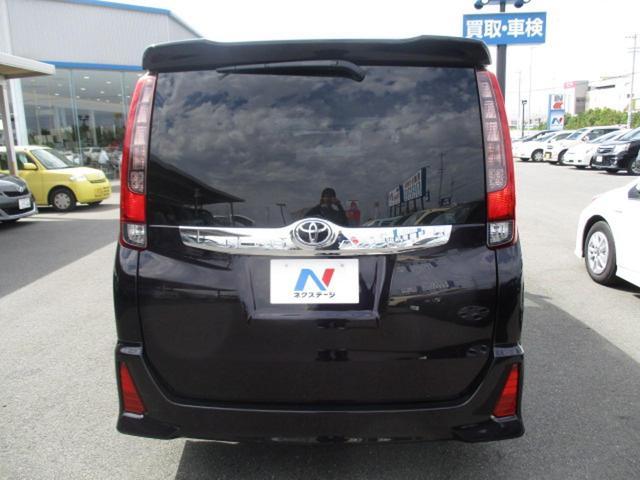 トヨタ ノア Si 純正HDDナビフルセグ 両側スライドドア