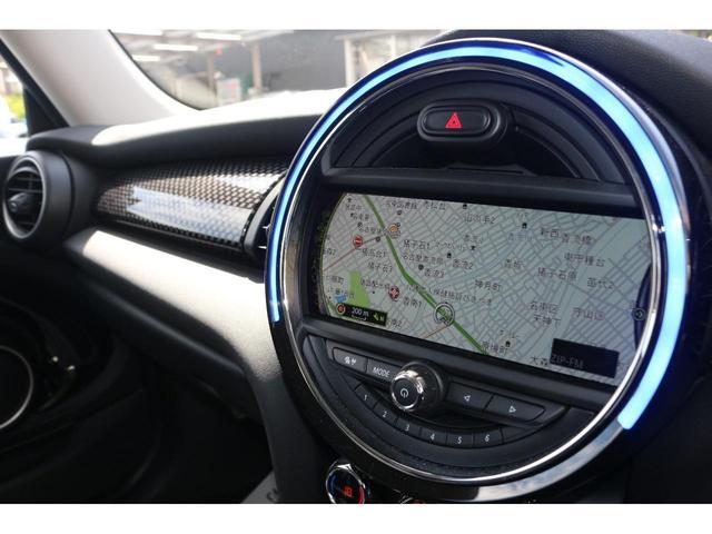 3ドア COOPER S GIGAMOTフロントリップ&17インチアルミ&ダウンサス 純正HDDナビ Bluetooth接続 ETC LEDヘッドライト アームレスト アイドリングストップ オートエアコン(27枚目)