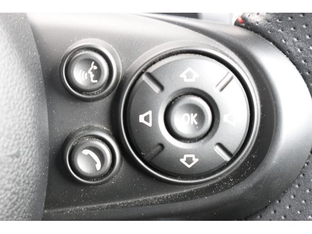 5ドア COOPER SD RHD GIGAMOTアルミ 純正HDDナビ バックカメラ ミラーETC マルチファンクションステアリング クルーズコントロール コンフォートアクセス MINIドライビングモード アームレスト PDC(31枚目)