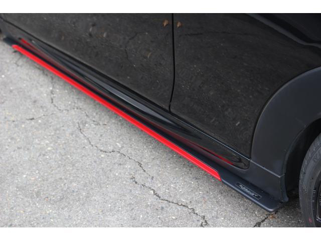 ジョンクーパーワークス コンバーチブル 新品SPARCO17インチAW 新品BLITZ車高調 新品GIGAMOTフロントリップ&サイドディフューザー 純正ナビ クルコン スマートキー ダイナミカシート ドライビングモード PDC(3枚目)