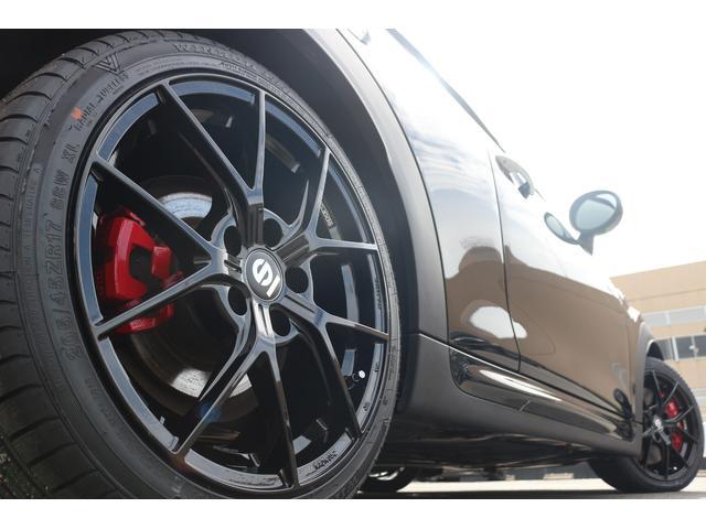 ジョンクーパーワークス コンバーチブル 新品SPARCO17インチAW 新品BLITZ車高調 新品GIGAMOTフロントリップ&サイドディフューザー 純正ナビ クルコン スマートキー ダイナミカシート ドライビングモード PDC(19枚目)