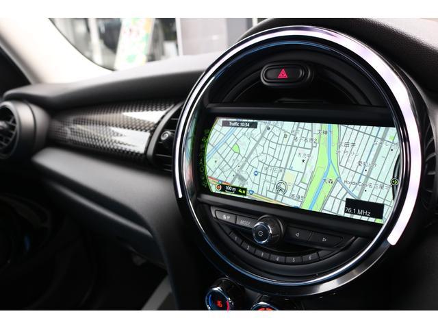 クーパーS 1オーナー GIGAMOTテールピース&ダウンサス 新品ENKEI17インチアルミ  純正HDDナビ バックカメラ ミラーETC オートライト オートライト MTモード パークディスタンスコントロール(3枚目)