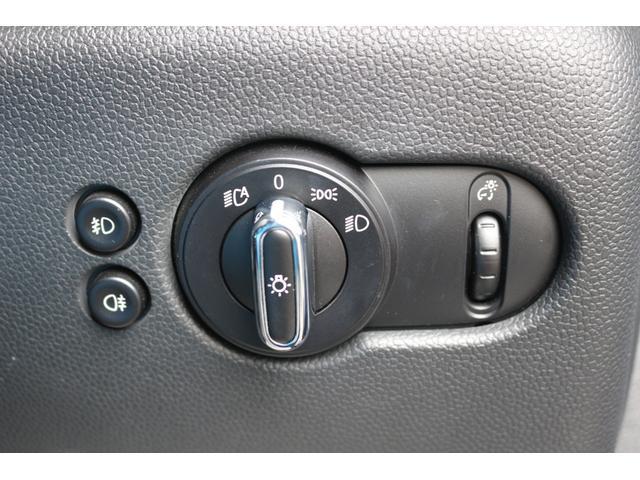 クーパーS 1オーナー GIGAMOTテールピース&ダウンサス 新品ENKEI17インチアルミ  純正HDDナビ バックカメラ ミラーETC オートライト オートライト MTモード パークディスタンスコントロール(25枚目)