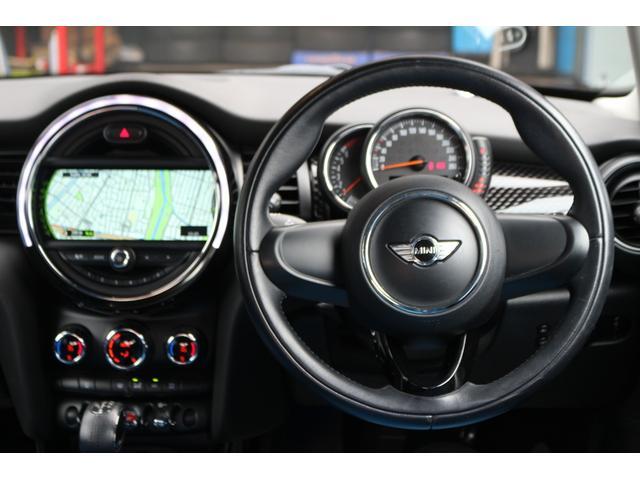 クーパーS 1オーナー GIGAMOTテールピース&ダウンサス 新品ENKEI17インチアルミ  純正HDDナビ バックカメラ ミラーETC オートライト オートライト MTモード パークディスタンスコントロール(30枚目)