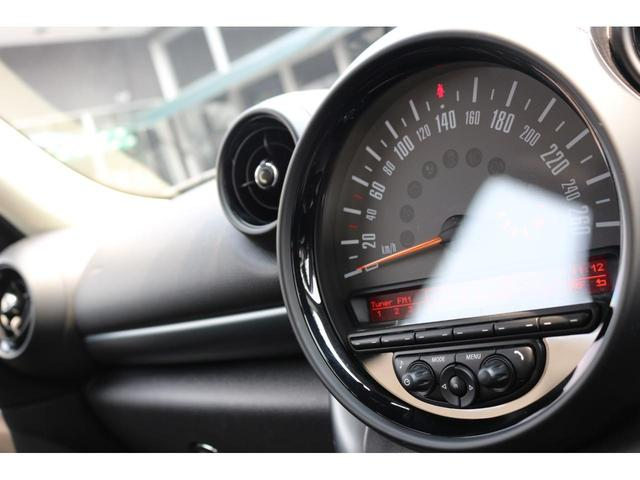 クーパーSD クロスオーバー リフトアップ THULEルーフラック&キャリア 新品ソリッドレーシングアイメタルX16インチアルミ 後期 ナビTV HID LEDフォグ MTモード付 ETC パドルシフト オートヘッドライト(31枚目)