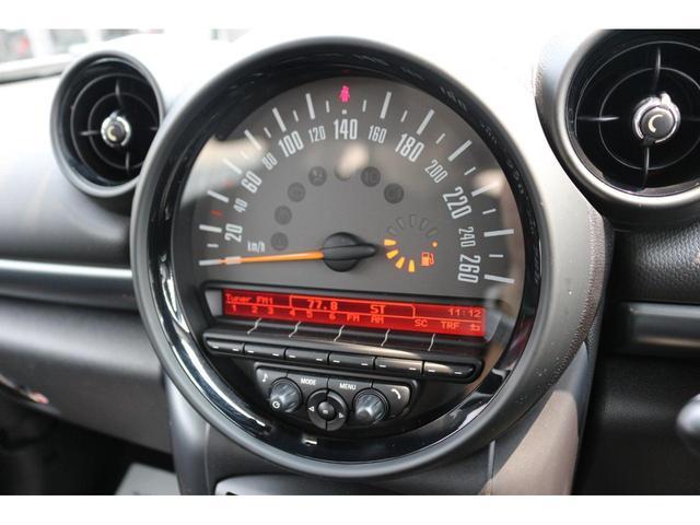 クーパーSD クロスオーバー リフトアップ THULEルーフラック&キャリア 新品ソリッドレーシングアイメタルX16インチアルミ 後期 ナビTV HID LEDフォグ MTモード付 ETC パドルシフト オートヘッドライト(32枚目)