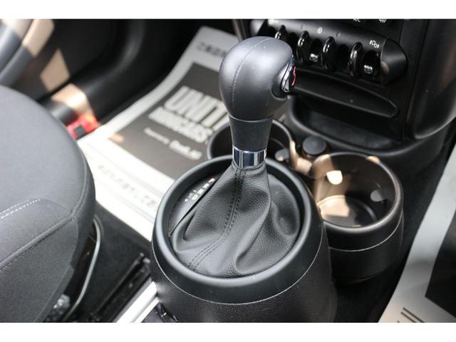 クーパーSD クロスオーバー リフトアップ THULEルーフラック&キャリア 新品ソリッドレーシングアイメタルX16インチアルミ 後期 ナビTV HID LEDフォグ MTモード付 ETC パドルシフト オートヘッドライト(34枚目)