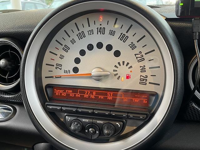 クーパーS GIGAMOTフロントリップ サンルーフ クルーズコントロール ハーフレザー ステアリングスイッチ ETC HIDヘッド フォグライト センターメーター オートエアコン プッシュスタート(4枚目)