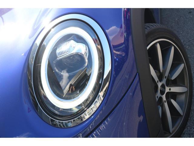 コンバーチブル COOPER S 後期 1オーナー 茶革シート GIGAMOTブルーミラー シートヒーター ETC YOUR'Sルーフ 純正HDDナビ DCT PDC 電動オープン シートヒーター(21枚目)