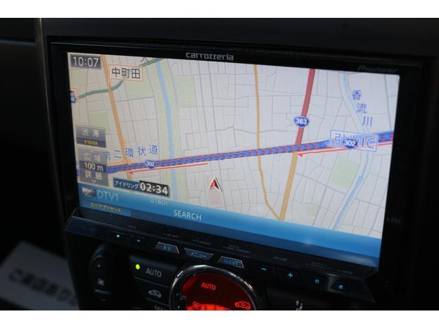 3ドアCOOPER S カロッツェリアナビナビ バックカメラ フルセグTV対応 HIDヘッドライト シートカバー サンルーフ パドルシフト ETC MTモード AUXポート オートエアコン(4枚目)