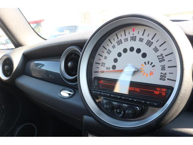 3ドアCOOPER S カロッツェリアナビナビ バックカメラ フルセグTV対応 HIDヘッドライト シートカバー サンルーフ パドルシフト ETC MTモード AUXポート オートエアコン(29枚目)